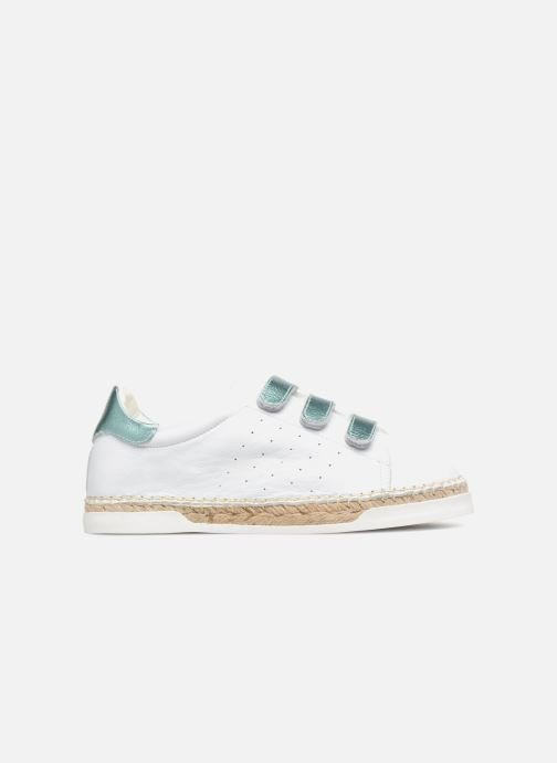 Trainers Canal St Martin LANCRY SCRATCH White back view