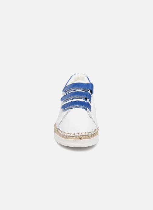 Sneakers Canal St Martin LANCRY SCRATCH Hvid se skoene på