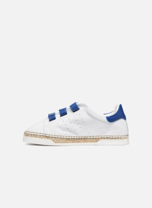 Sneakers Canal St Martin LANCRY SCRATCH Hvid se forfra