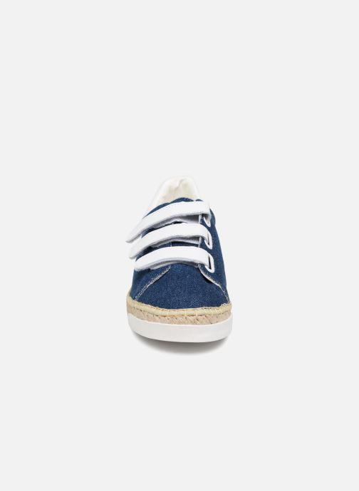 Sneaker Canal St Martin LANCRY SCRATCH weiß schuhe getragen
