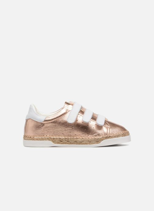 Sneakers Canal St Martin LANCRY SCRATCH Pink se bagfra