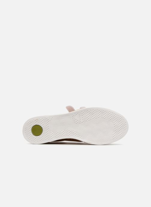 Sneakers Canal St Martin LANCRY SCRATCH Pink se foroven