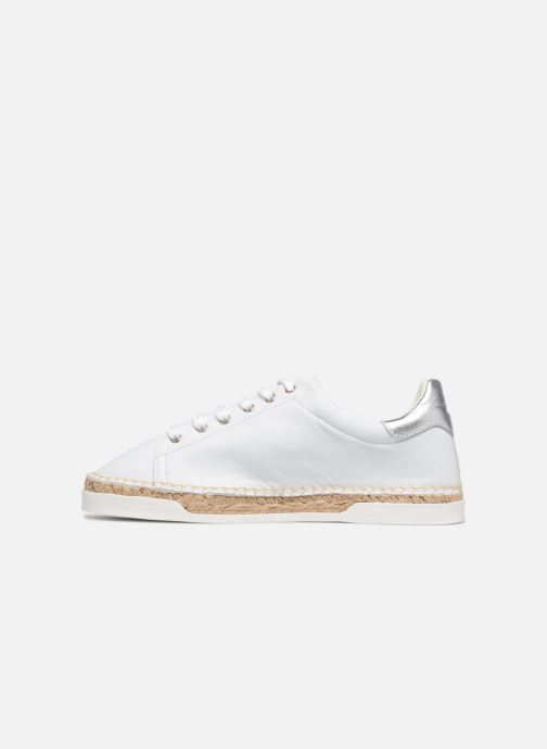 Sneakers Canal St Martin LANCRY STUDS Hvid se forfra