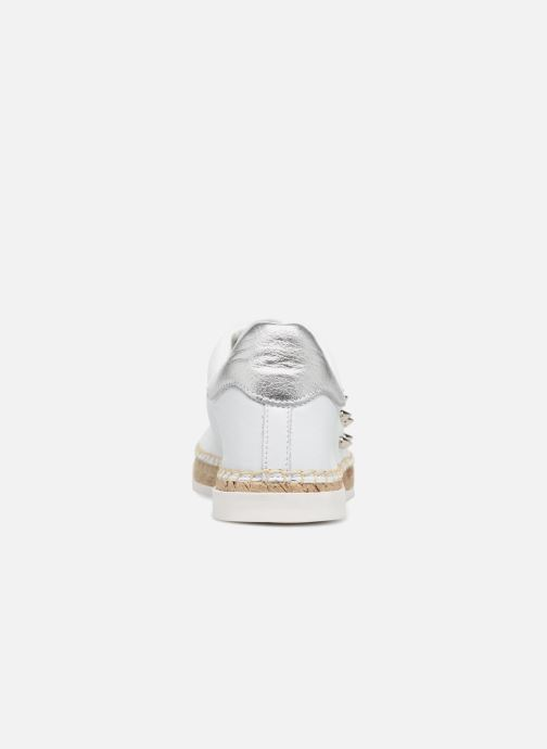 Sneakers Canal St Martin LANCRY STUDS Bianco immagine destra