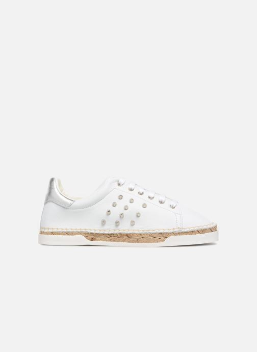 Sneakers Canal St Martin LANCRY STUDS Hvid se bagfra