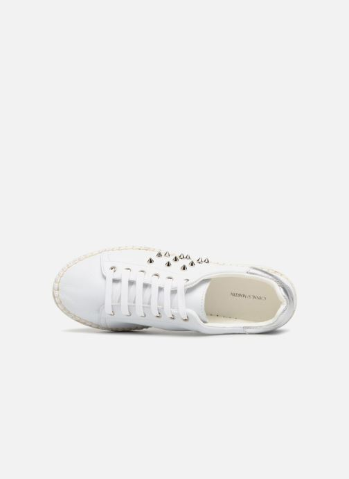 Sneakers Canal St Martin LANCRY STUDS Bianco immagine sinistra