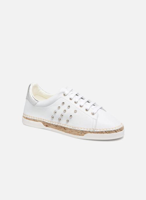 Sneakers Canal St Martin LANCRY STUDS Bianco vedi dettaglio/paio