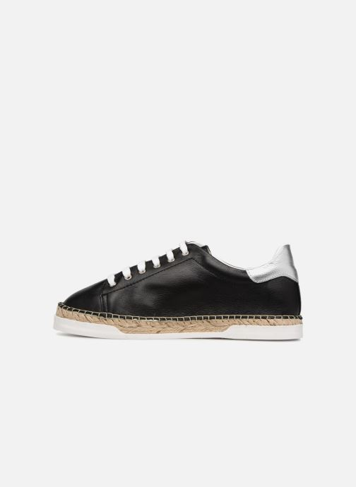 Sneakers Canal St Martin LANCRY STUDS Nero immagine frontale
