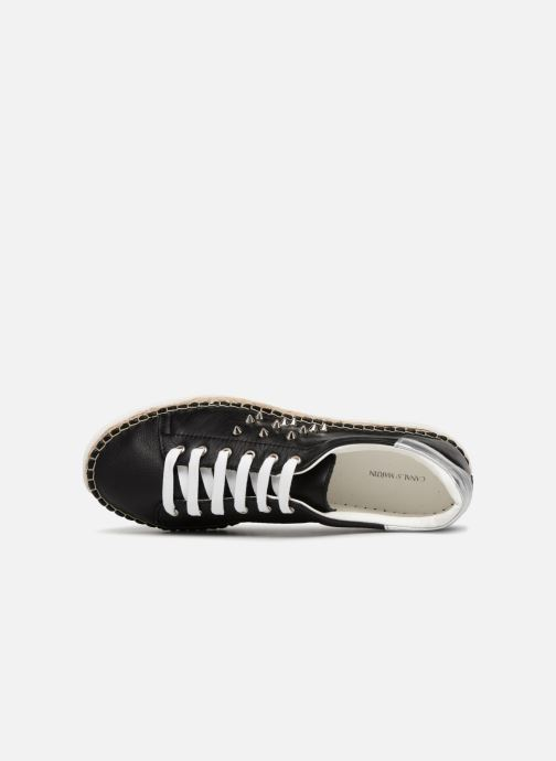 Sneakers Canal St Martin LANCRY STUDS Nero immagine sinistra