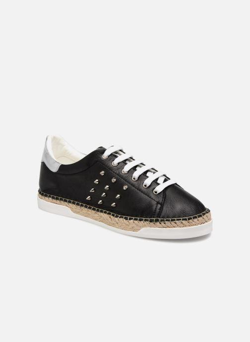 Sneakers Canal St Martin LANCRY STUDS Sort detaljeret billede af skoene