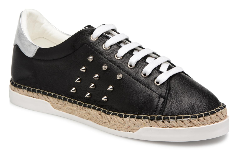 Nuevo zapatos Deportivas Canal St Martin LANCRY STUDS (Negro) - Deportivas zapatos en Más cómodo 60f767