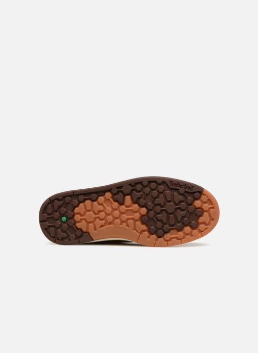 Boots en enkellaarsjes Timberland Davis Square 6 Inch Boot Bruin boven