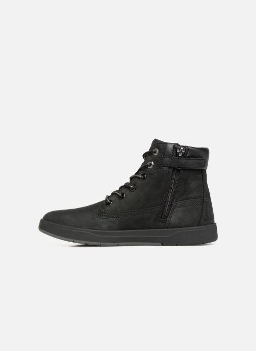 Bottines et boots Timberland Davis Square 6 Inch Boot Noir vue face