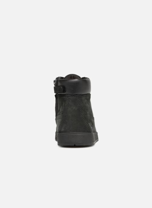 Bottines et boots Timberland Davis Square 6 Inch Boot Noir vue droite