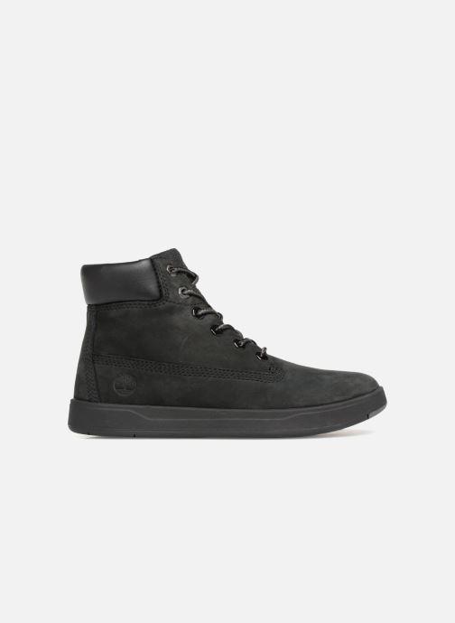 Bottines et boots Timberland Davis Square 6 Inch Boot Noir vue derrière