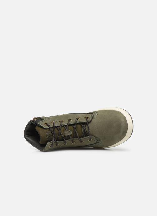Boots en enkellaarsjes Timberland Davis Square 6 Inch Boot Groen links
