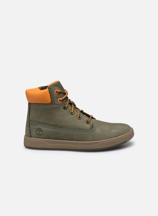Stiefeletten & Boots Timberland Davis Square 6 Inch Boot grün ansicht von hinten