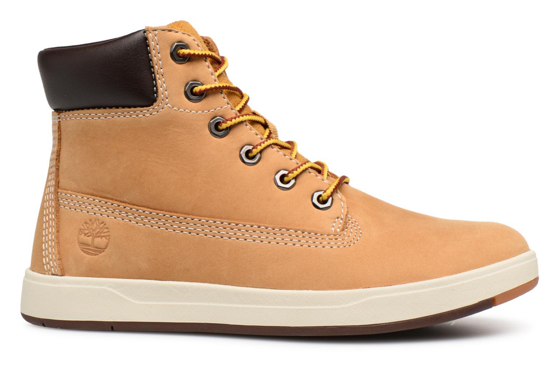 Bottines et boots Timberland Davis Square 6 Inch Boot Marron vue derrière