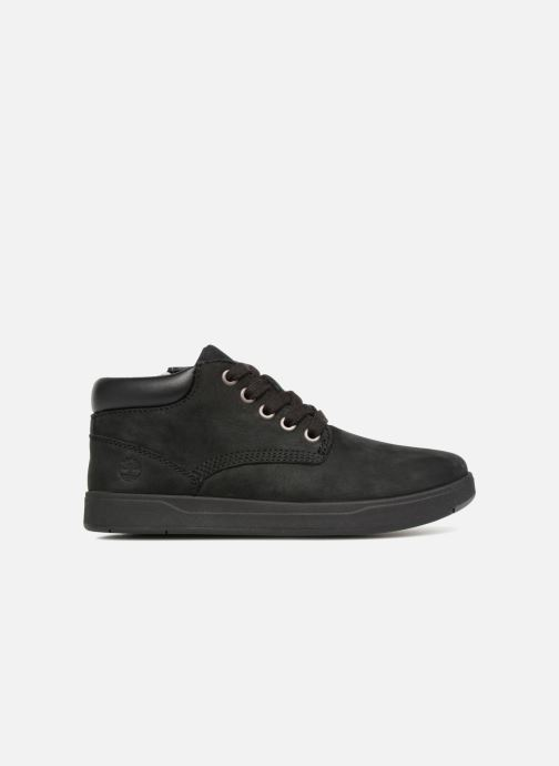 Bottines et boots Timberland Davis Square Leather Chk Noir vue derrière