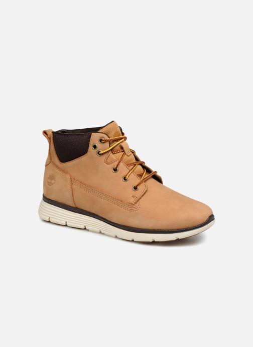 Bottines et boots Timberland Killington Chukka K Marron vue détail/paire