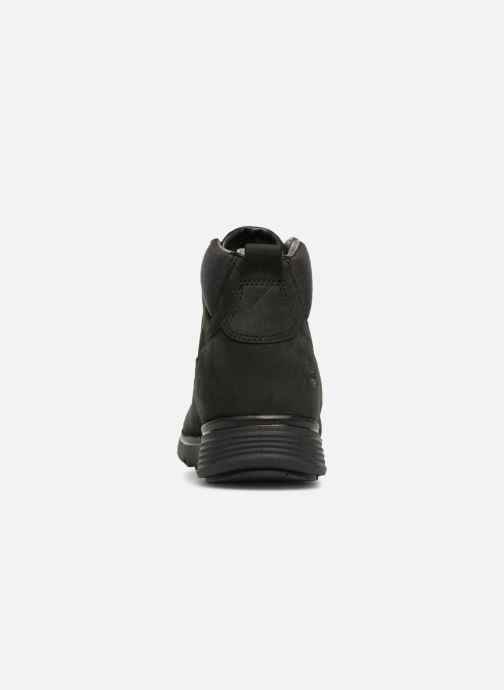 Boots en enkellaarsjes Timberland Killington Chukka K Zwart rechts