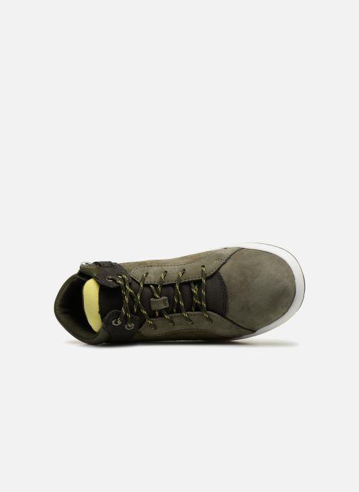 Timberland Davis Square Leather Chukka Zip (Groen