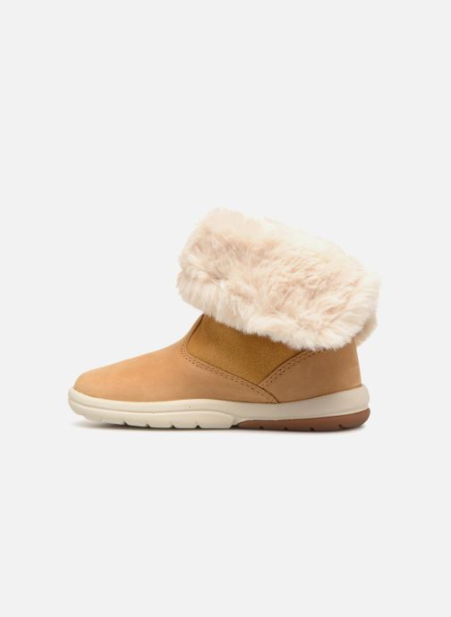 Bottes Timberland Toddle Tracks Bootie Marron vue face