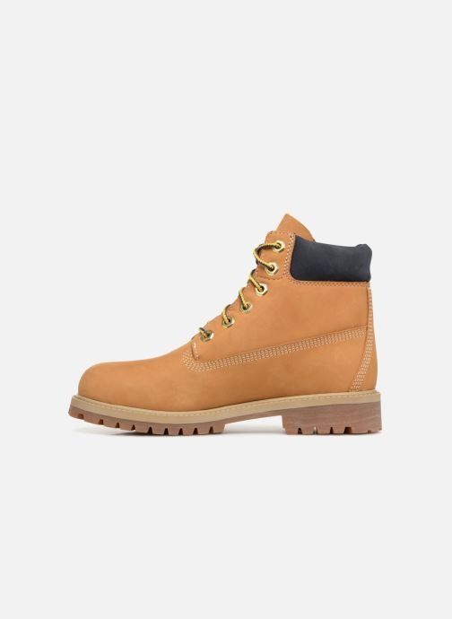 Bottines et boots Timberland 6 In Premium WP Boot - 45th anniversary Marron vue face