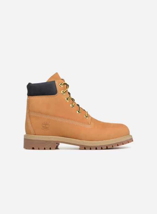 Bottines et boots Timberland 6 In Premium WP Boot - 45th anniversary Marron vue derrière