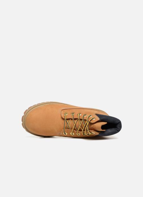 Bottines et boots Timberland 6 In Premium WP Boot - 45th anniversary Marron vue gauche