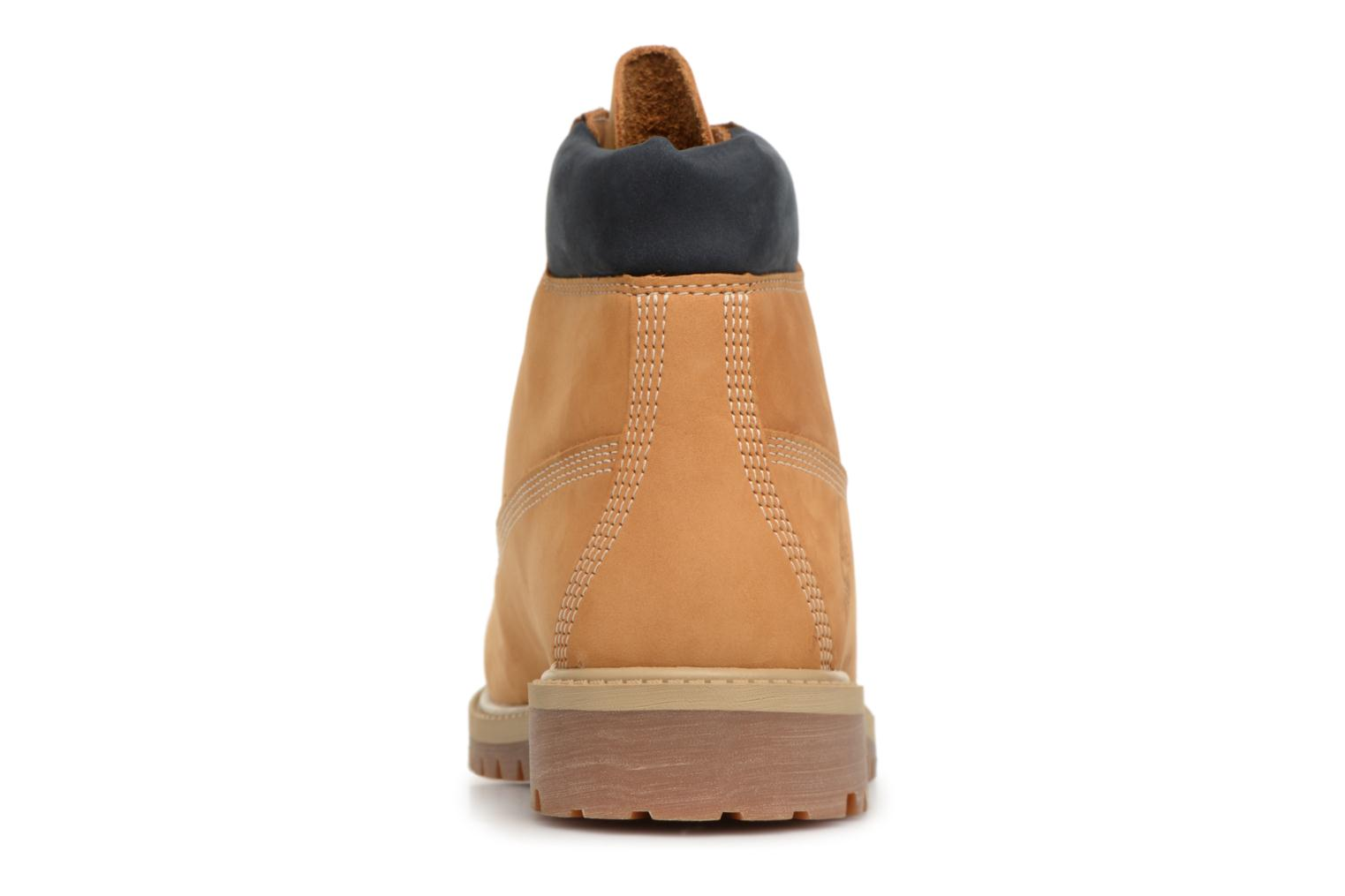 Bottines et boots Timberland 6 In Premium WP Boot - 45th anniversary Marron vue droite