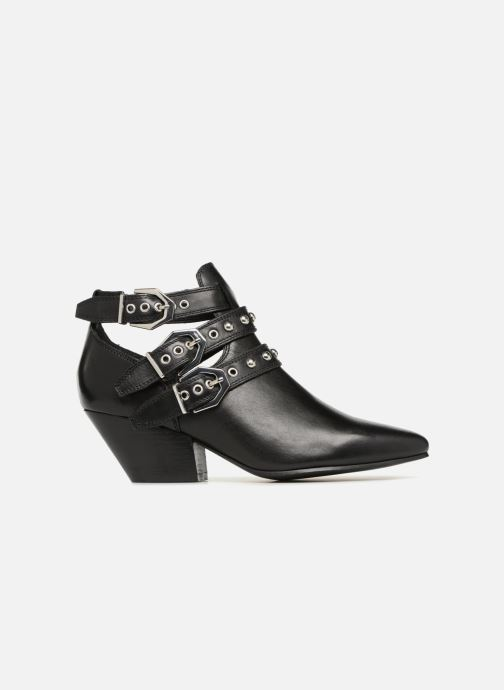 Ankle boots Bronx Bkeaton 33990 Black back view