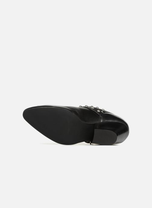 Ankle boots Bronx Bkeaton 33990 Black view from above