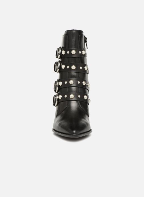 Ankle boots Bronx Bamericana 33995 Black model view