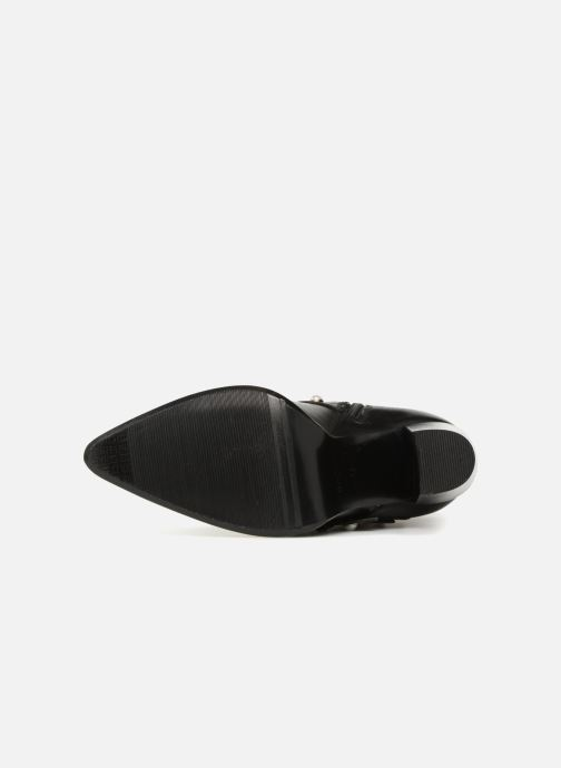 Ankle boots Bronx Bamericana 33995 Black view from above