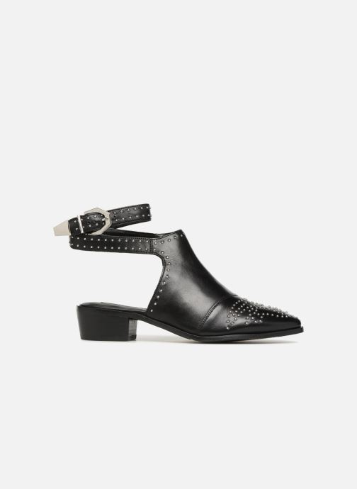 Ankle boots Bronx Btex-Chunky 47045 Black back view