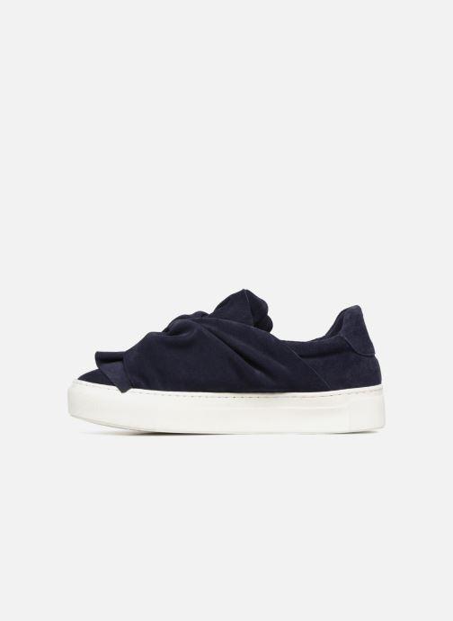 Sneakers Bronx Byardenx 65913 Azzurro immagine frontale