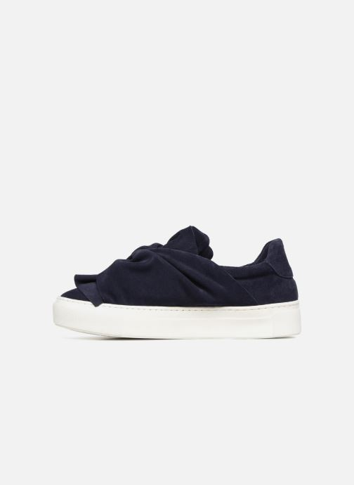 Trainers Bronx Byardenx 65913 Blue front view