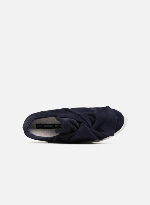 Sneakers Bronx Byardenx 65913 Azzurro immagine sinistra