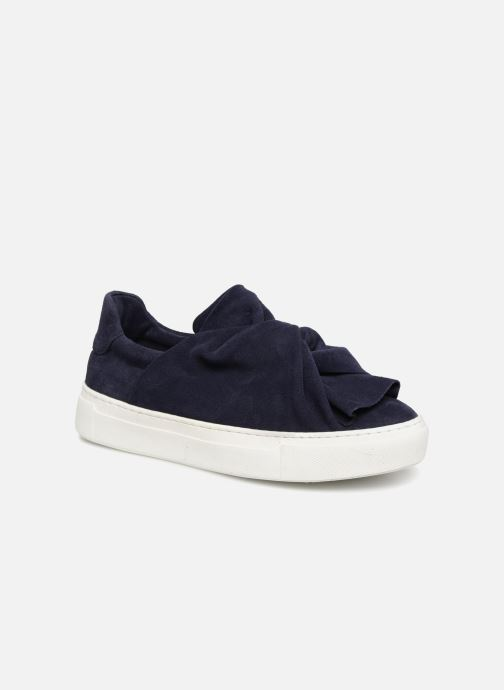 Trainers Bronx Byardenx 65913 Blue detailed view/ Pair view