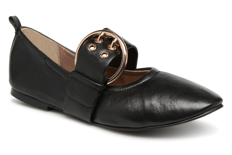Bronx Bsinnerx 66020 (Noir) - Ballerines en Más cómodo Nouvelles chaussures pour hommes et femmes, remise limitée dans le temps