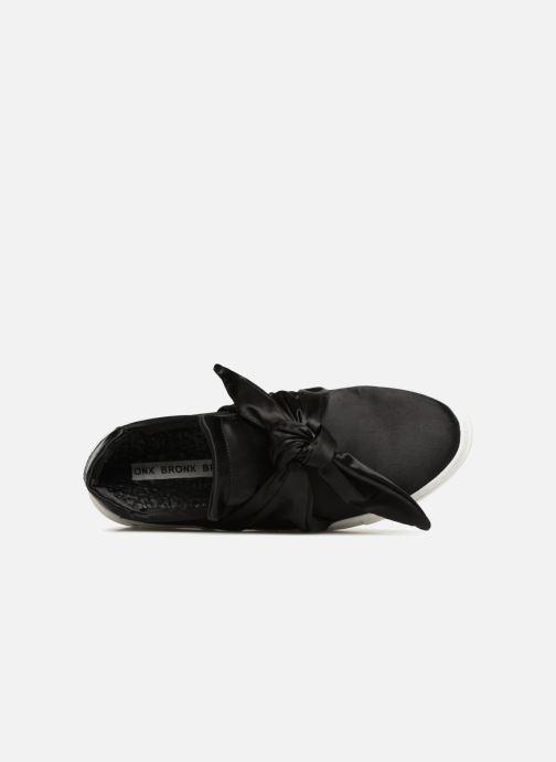Sneakers Bronx Byardenx 66042 Zwart links