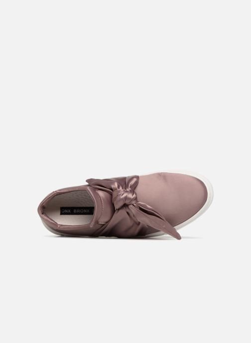Trainers Bronx Byardenx 66042 Pink view from the left