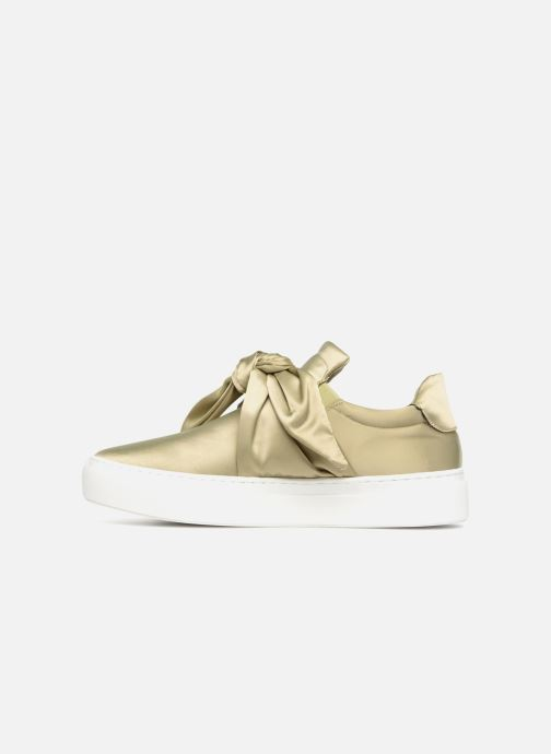 Sneakers Bronx Byardenx 66042 Verde immagine frontale