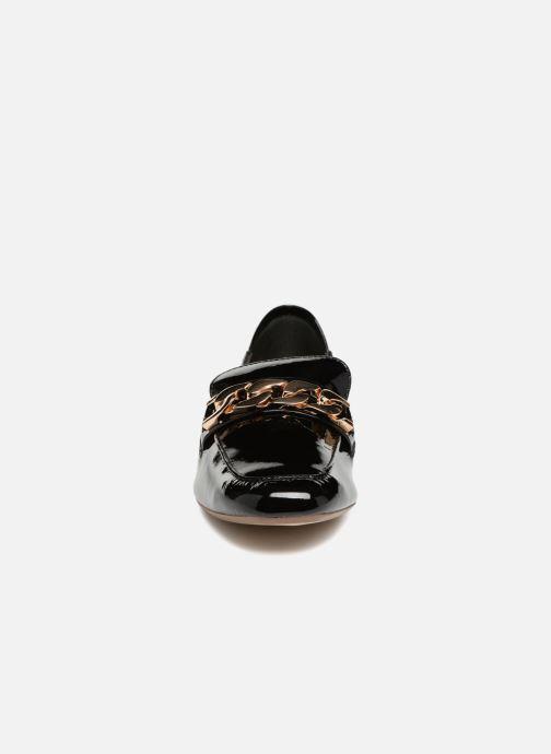 Mocassins Bronx Bcerylx 66065 Noir vue portées chaussures