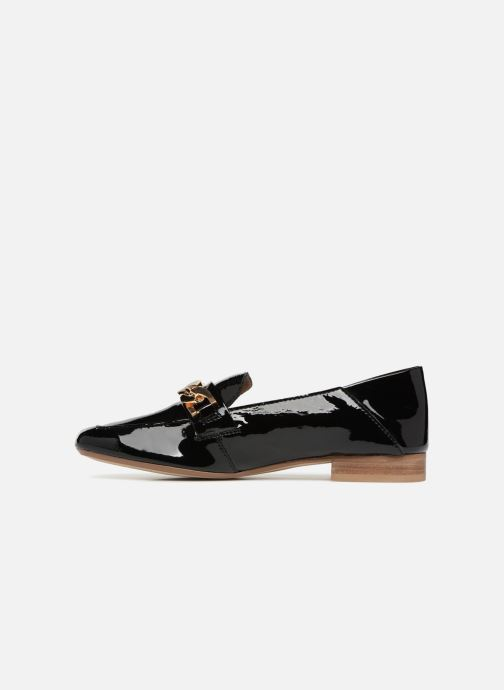 Loafers Bronx Bcerylx 66065 Black front view