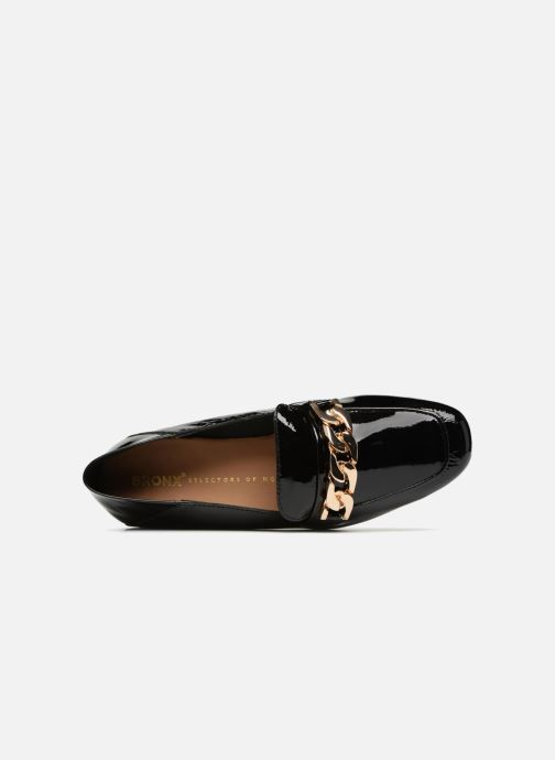 Loafers Bronx Bcerylx 66065 Black view from the left
