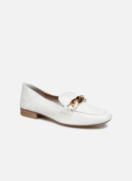 Loafers Bronx Bcerylx 66065 White detailed view/ Pair view