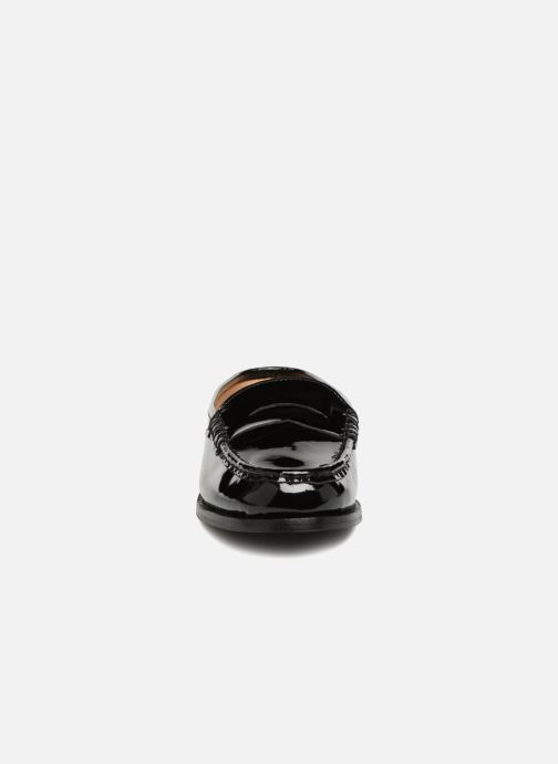 Clogs & Pantoletten Bronx Bfrizox 66068 schwarz schuhe getragen