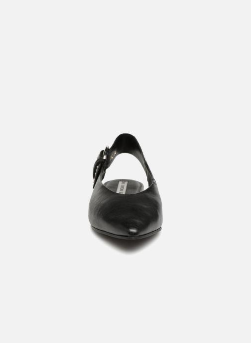Ballerines Bronx Bfennerx 66072 Noir vue portées chaussures